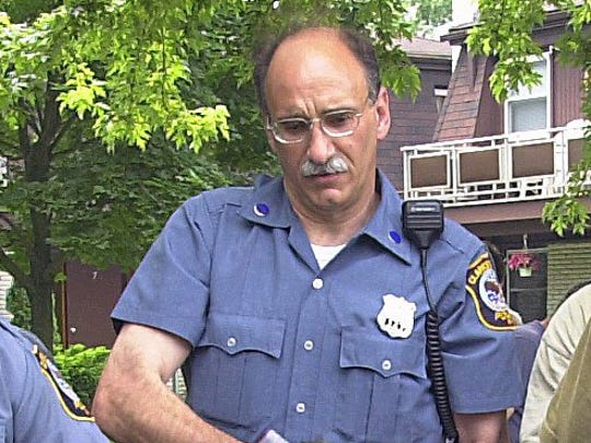 Former Clarkstown Police Officer Charles Barone