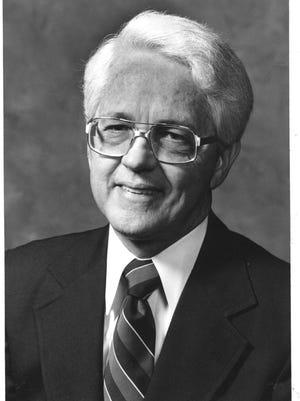 Walter O. Bigby, state representative, pictured in 1979.
