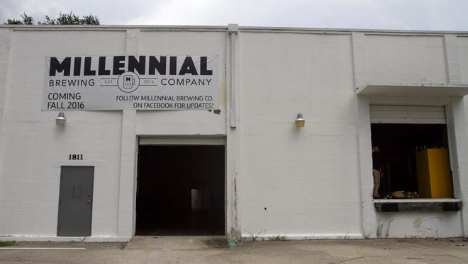 Millennial Brewing Company in downtown Fort Myers is planning to open in October.