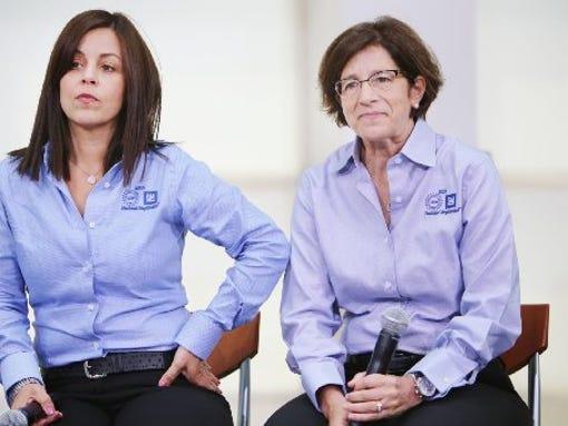 UAW Vice-President for General Motors Cindy Estrada,