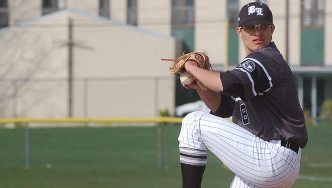 A senior right-hander, Jon Cole has been a leader for a young and inexperienced Bishop Eustace team.