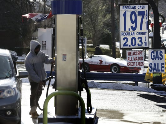 Gas Prices Two Dollar Gasoline