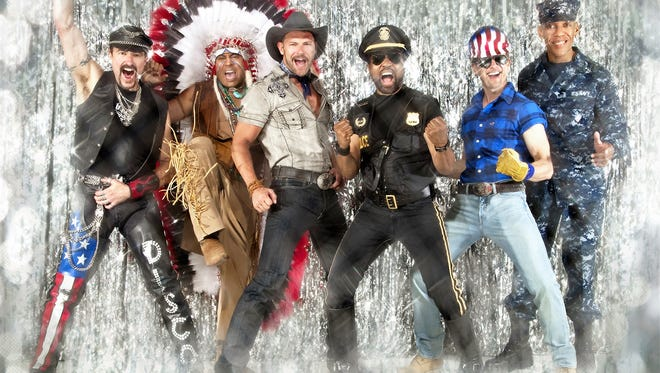 Village People will bring their anthem 'Y.M.C.A' and many more hits to Golden Nugget's 'A Night at the Disco.'