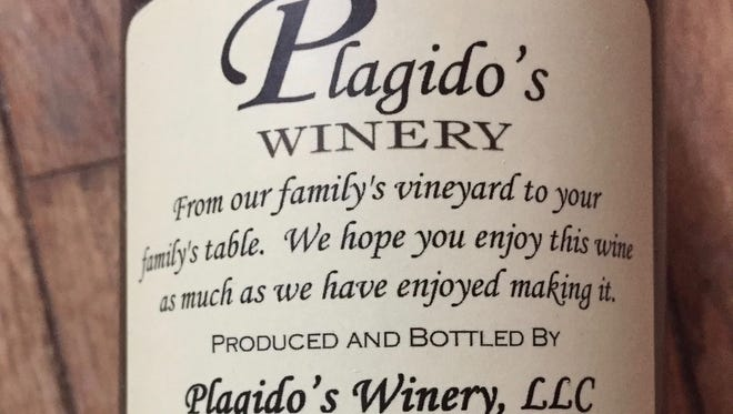 Hammonton's Plagido stands out in crowded field of NJ wineries.
