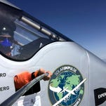 Solar Impulse 2: Around the world on solar power