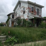 The house at 38 N. 11th St. in Richmond will be part of the Blight Elimination Program.