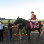 Frostmourne races to Penn Mile win