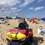 Finding Ocean City lifeguard talent: Program teaches young candidates rescue skills