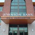Johnson Bank, 318 S. Washington St., in downtown Green Bay.