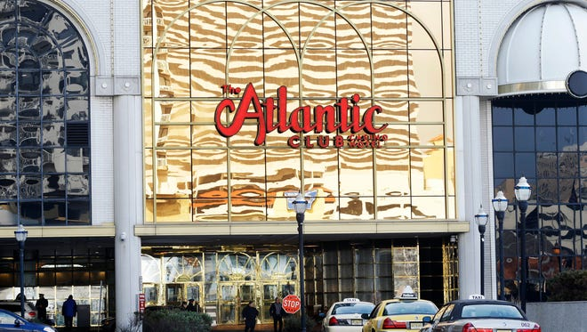 File photo from 2013 shows the Atlantic Club Casino Hotel in Atlantic City. On Monday, the property was bought by Ronald Young's R&R Development Group,with plans to transform it into a family resort and water park without gambling.