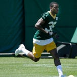 Packers glad to see Demetri Goodson 'flying around' again