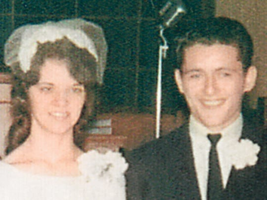 Reed Wedding, April 11, 1965.