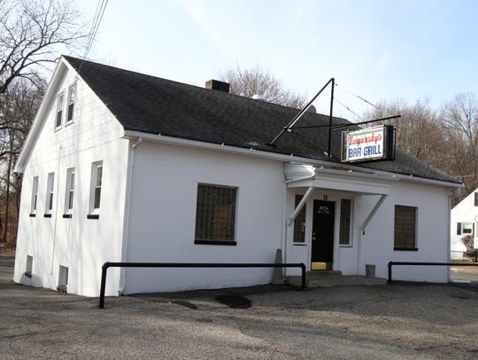 Exterior of Zagursky's Bar & Grill, an over 70-year-old