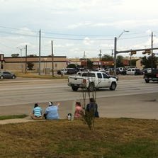 Grand Prairie police are involved in a standoff situation.