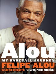"""Alou: My Baseball Journey"" is the new biography written"