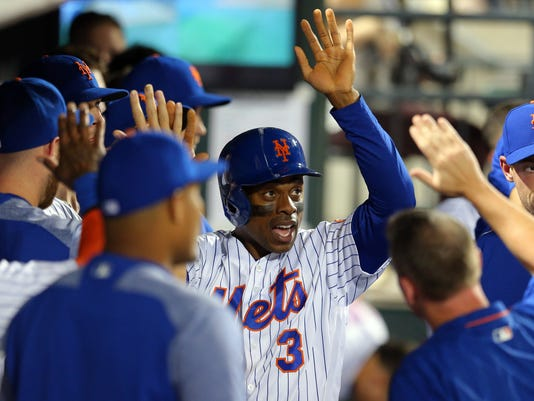 MLB: Chicago Cubs at New York Mets