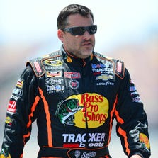 Tony Stewart skipped three races -- Watkins Glen, Michigan and Bristol.