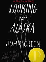 """Looking for Alaska"" by John Green."