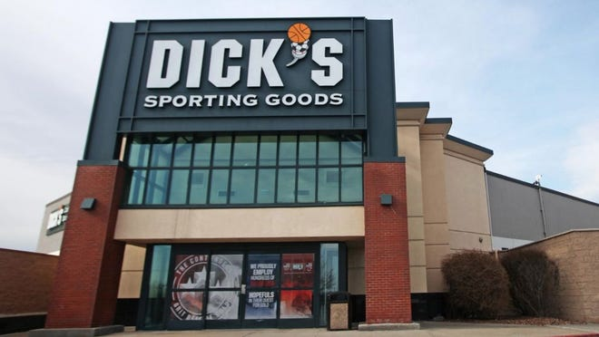 Dick's Sporting Goods at the Galleria at Crystal Run in the Town of Wallkill.