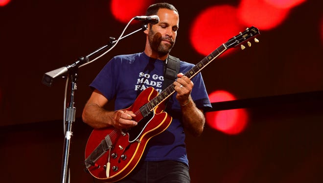 Jack Johnson will perform at Ak-Chin Pavilion in Phoenix on Tuesday, Aug. 28, 2018.