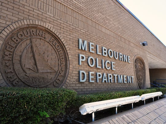 The Melbourne Police Department on Apollo Boulevard.