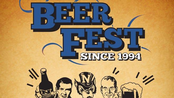 Beer Fest 23 starts at 7 p.m. April 1