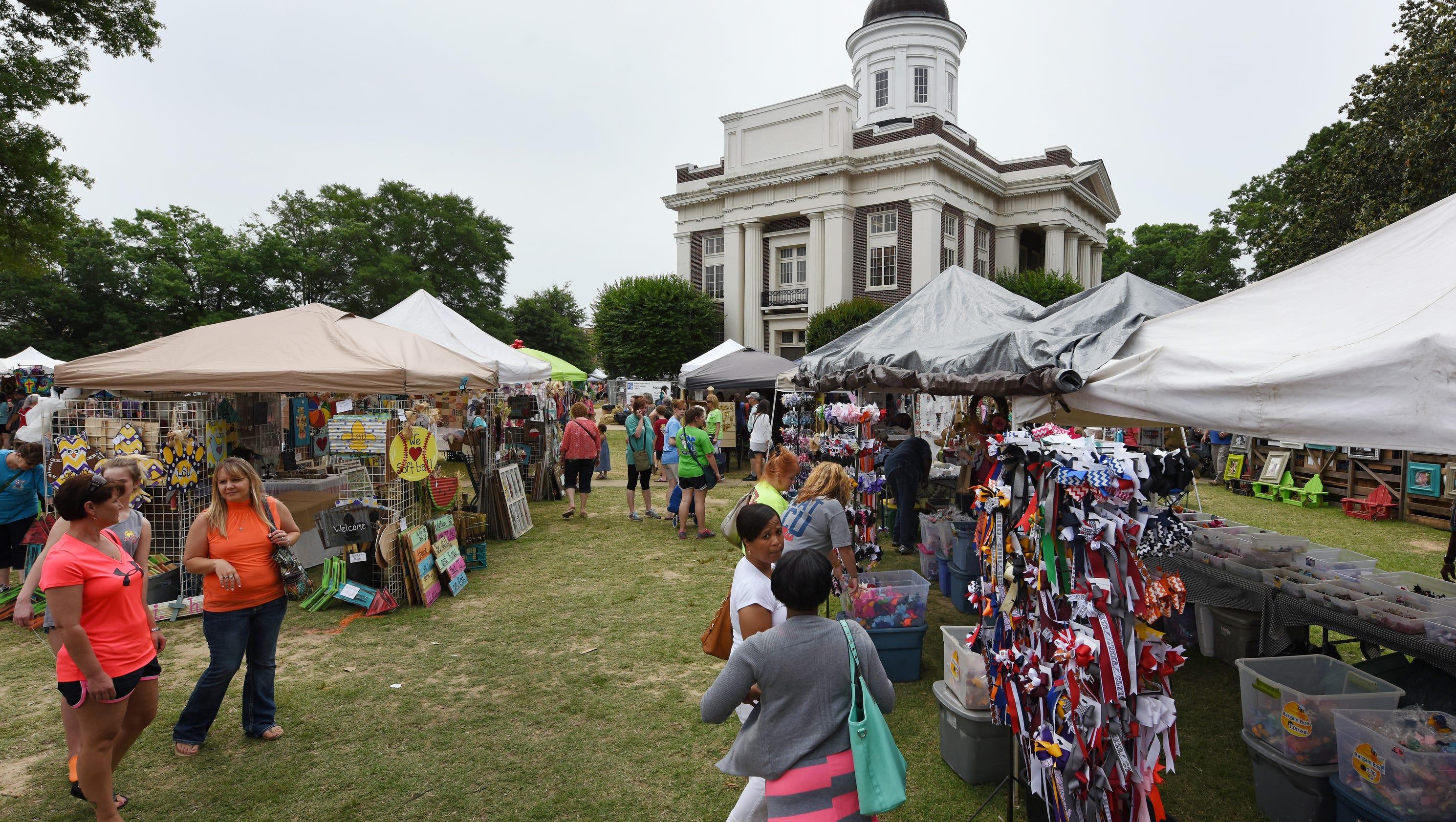 Flea Market Arts And Crafts Show Canton Ms