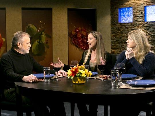 """Check, Please! Arizona""  host Robert McGrath talks"