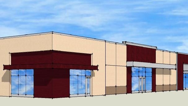 Two new retail centers are planned near 41st and Sertoma.