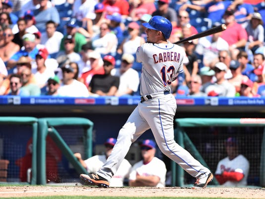 MLB: New York Mets at Philadelphia Phillies