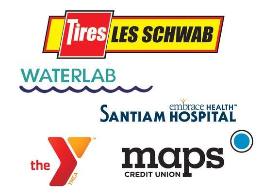 Academic All-Stars advertising sponsors.