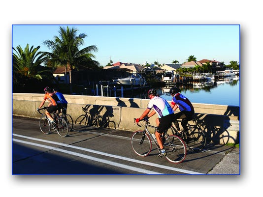 Cape Coral cyclists