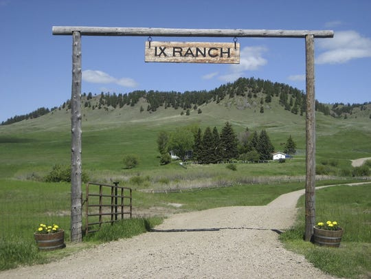 The 126,000-acre IX Ranch near Big Sandy is for sale.