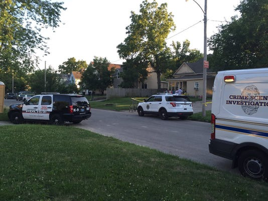 shooting at 22nd and Clark