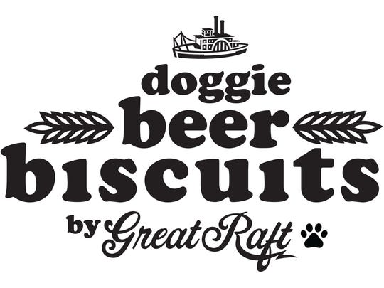 Great Raft offer doggie beer biscuits.