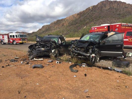 New River car crash