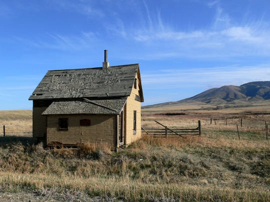 The former Hill post office building in Liberty County can still be found near the Whitlash Road, south of the East Butte of the Sweetgrass Hills. The post office at Hill was closed in 1954. Hill originated in 1898 when James Hamilton and George Bourne located a hotel and restaurant about halfway between the rail station at Chester and the gold mines at Goldbutte.