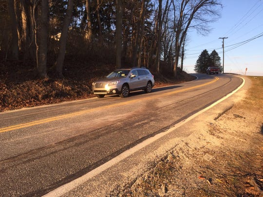 State police are investigating the Sunday evening crash in the 200 block of Hess Farm Road, Springfield Twp.