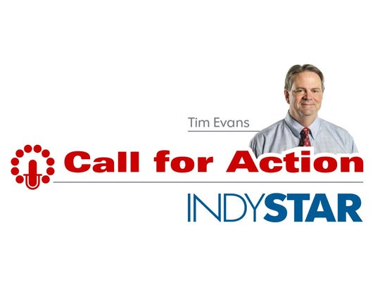IndyStar Call for Action provides Hoosiers free help resolving consumer disputes. To see if we can help you, call our hotline at (317) 444-6800 from 11 a.m. to 1 p.m., Monday through Friday.