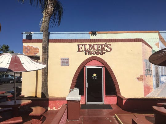 Opened in 1974, Elmer's is a family owned and operated shop that delivers made-from-scratch tacos.