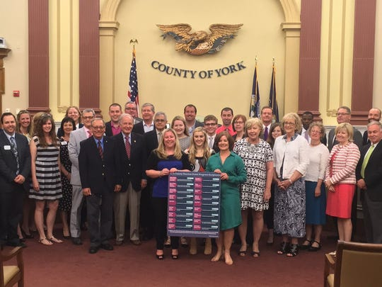 The York County Tourism Grant Committee announced more