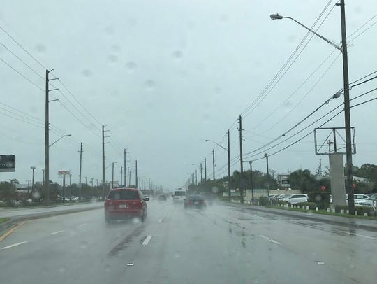 Conditions deteriorating in St. Lucie County as Tropical