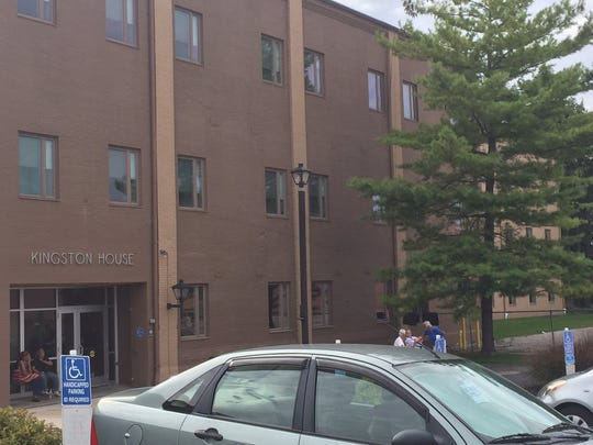 West York Borough Police have a woman in custody after she admitted to shooting a man Friday at Kingston House apartments in the 1200 block of West King Street in West York, police said.
