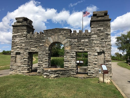 Fort Negley 7
