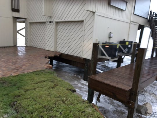 The Sheriff's Office is concerned this home at Bathtub