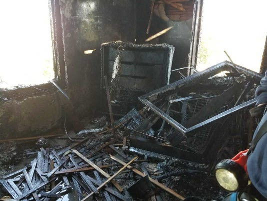 Mount Vernon fire Oct. 4, 2017