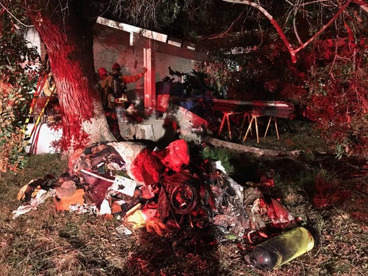 simi valley house fire