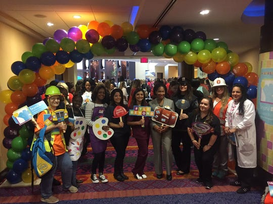 """Beyond the Building Blocks,"" The Learning Experience's largest employee learning and development event ever, was held at the Renaissance Woodbridge Hotel on Oct. 9."