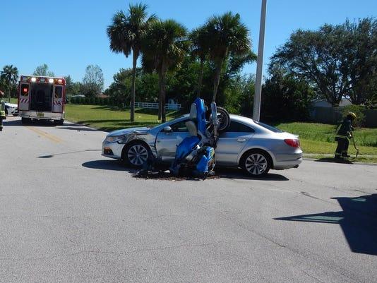 Fatal crash in Palm Bay