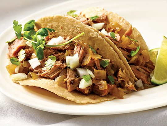 Taco-bout easy dinners – these pork carnitas are a